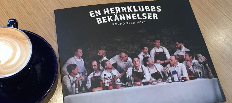Redaktör för kokboken En herrklubbs bekännelser